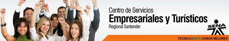 Centro de Servicios Empresariales y Turísticos - SENA Regional Santander