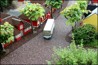 Buss i miniatyr