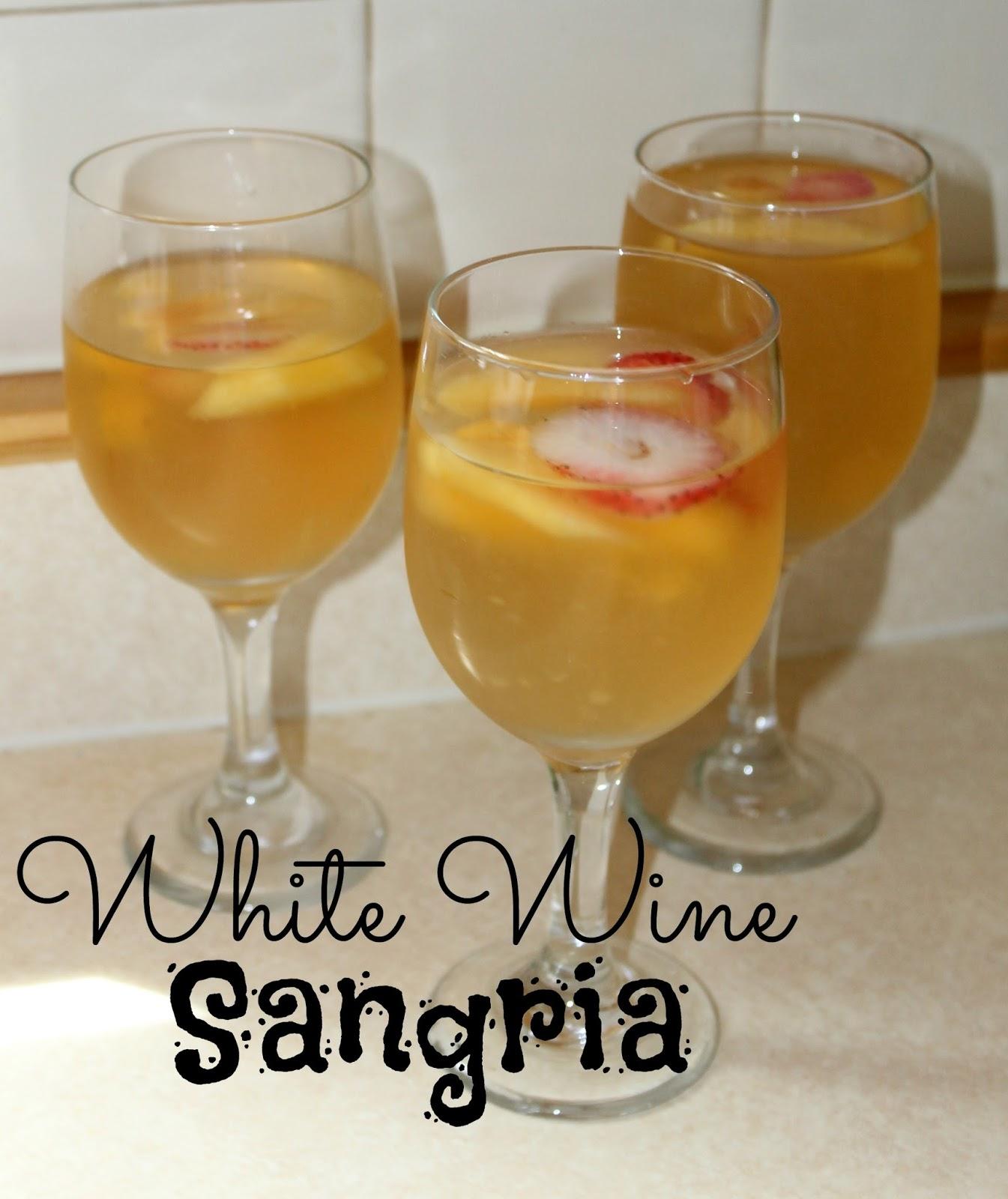 Goat & Lulu: White Wine Sangria