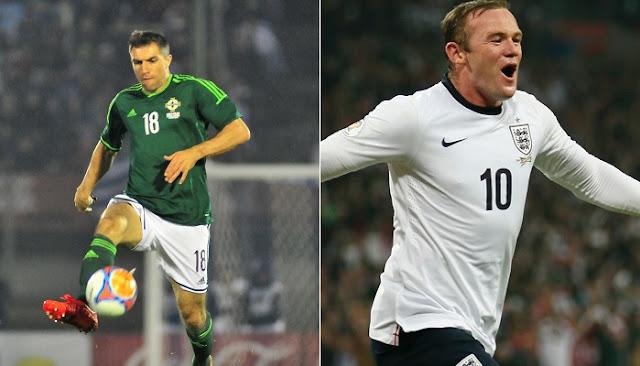 Irlanda vs Inglaterra en vivo