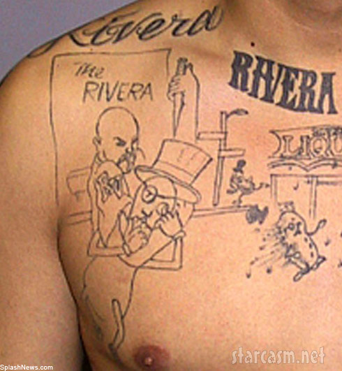 El archivo del crimen anthony garcia los tattoo de un for Tattoo pico rivera