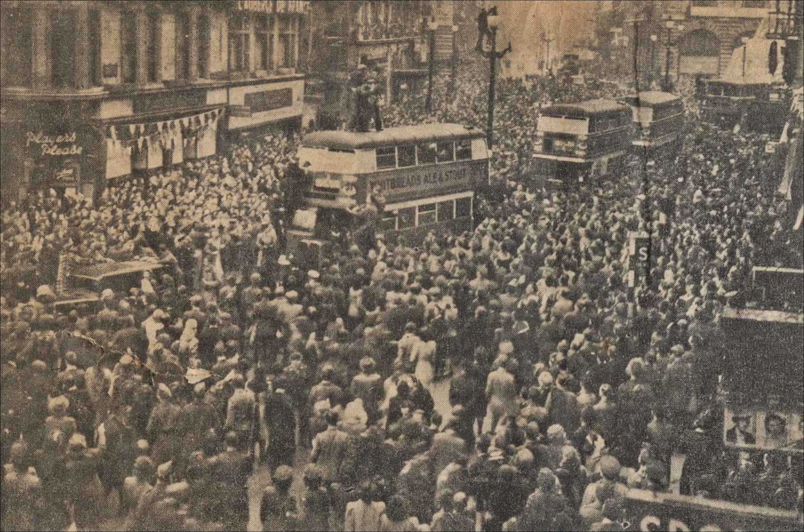 VE Day Celebrations photo