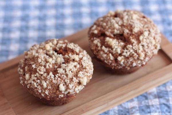 · Ro Guaraz · muffins de banana y dulce de leche · 03