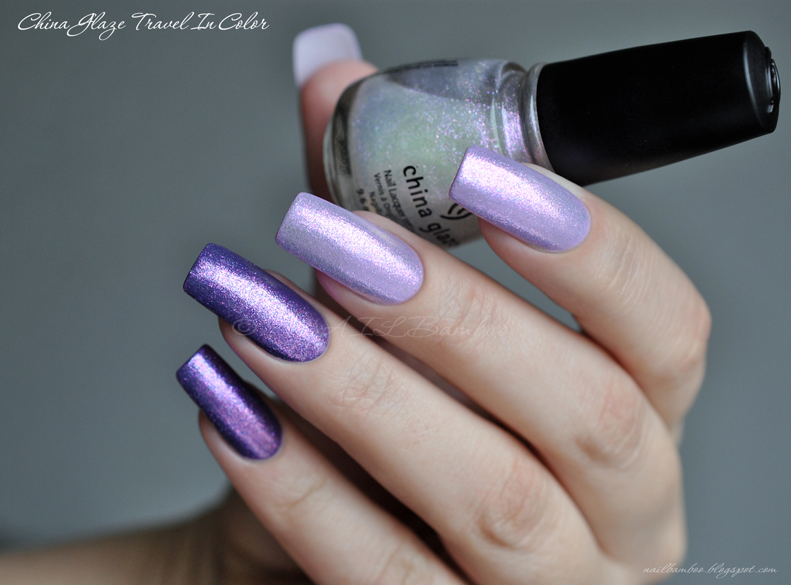 China Glaze I Brake For Colour Road Trip Collection