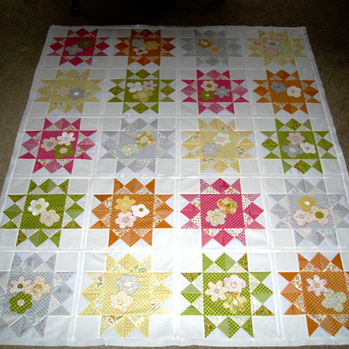 Sunkissed by Spring Quilt