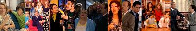 Escenas de la serie de Antena 3 La casa de los líos