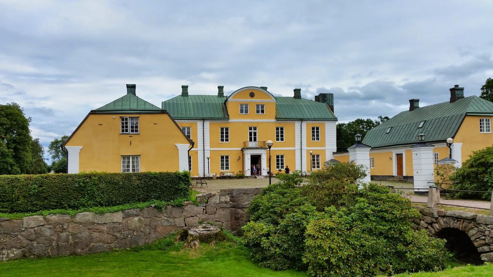 Trädgård Wapnö : Chris o bennys husbils g halmstad wapnö Åkraberg