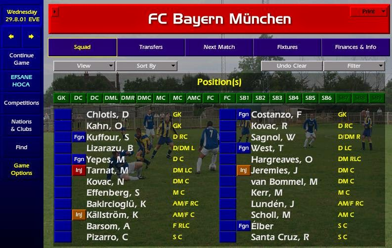 how to play championship manager 01 02