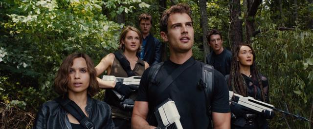 Téaser tráiler español de 'La saga Divergente: Leal'