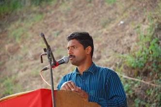 தோழர் C.வினோத் குமார்,      பொது செயலாளர்