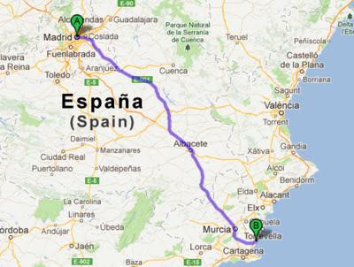 500 Km con un Opel Meriva GLP