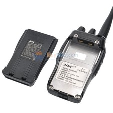 HLT F2 3 to 15 Km 3W 400 to 470 MHZ Wireless Radio Interphone FM Transceiver with 16 Channels and Flashlight