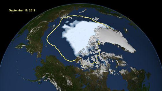 Las historias de Doncel El deshielo del Polo Norte y sus