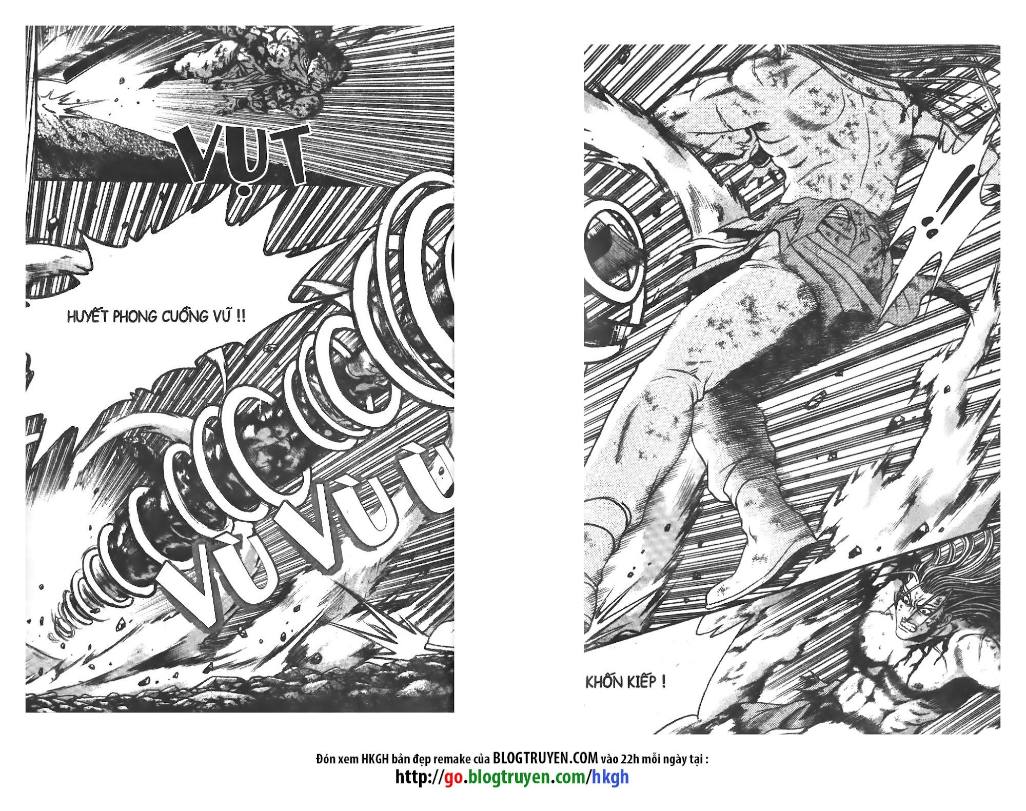 Hiệp Khách Giang Hồ chap 216 page 4 - IZTruyenTranh.com