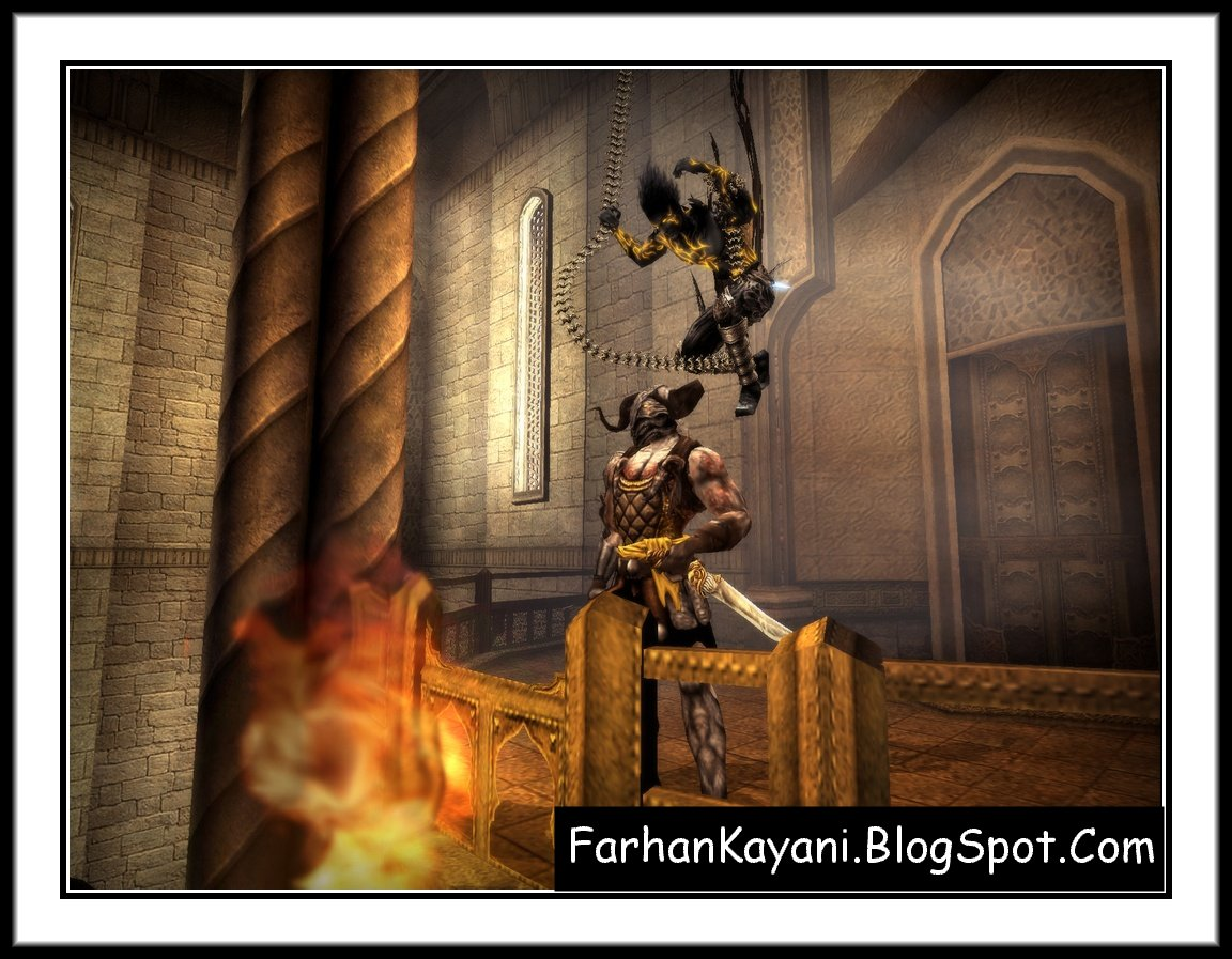 Prince Of Persia 3 The Two Thrones Free Download (Screenshot) No. 1 By Farhan Kayani