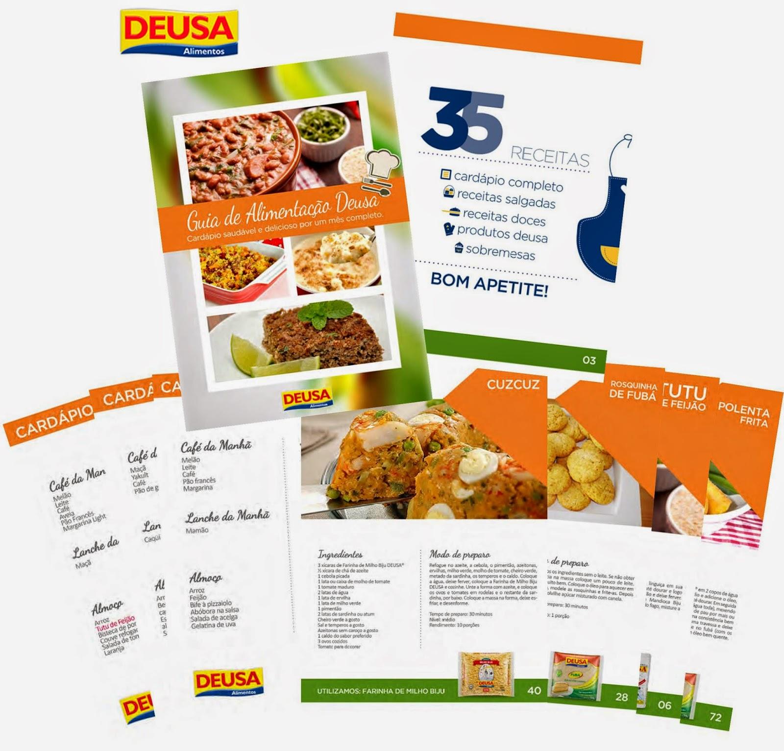 E-book Gratis - Guia de alimentação Deusa