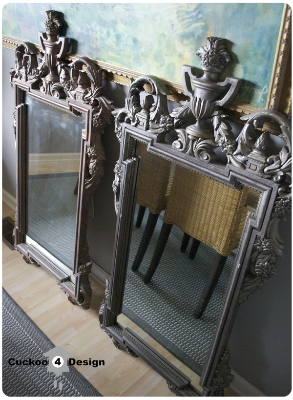 two matching craigslist mirrors bargains