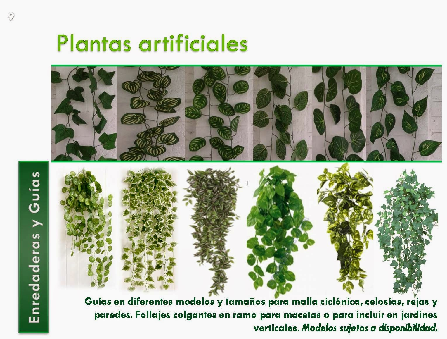 Decorklass plantas artificiales - Decoracion plantas artificiales ...