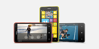 Gambar Nokia Lumia 625 Windows Phone 8 Layar 4.7 inch 4G
