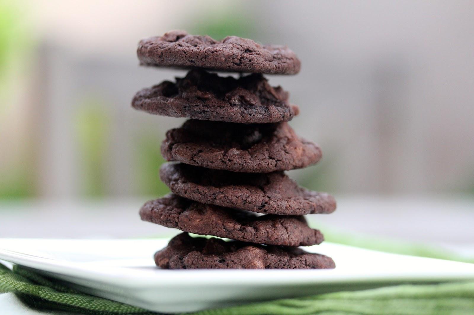 Buttermilk Chocolate Cookies | Karen's Kitchen Stories