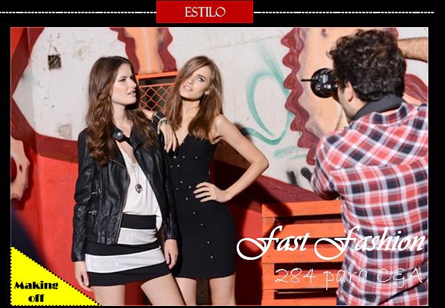 C&A apresenta a coleção Fast Fashion assinada pela 284, marca de Helena Bordon e irmãs Tranchesi