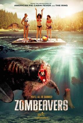 Zombeavers : Terror no Lago – Dublado