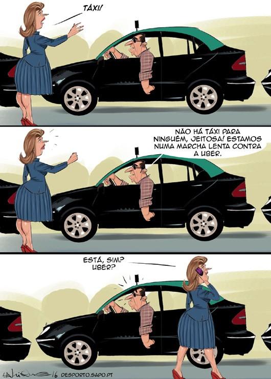 Táxi!