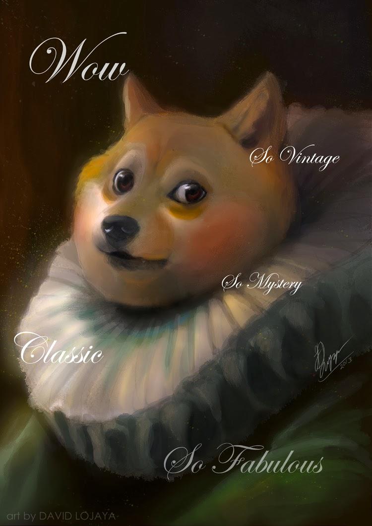 Doge love meme