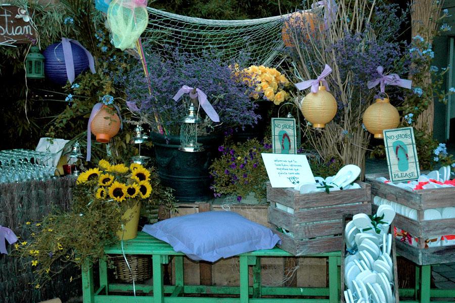 Marycot una fiesta en el jard n - Fiesta en el jardin ...
