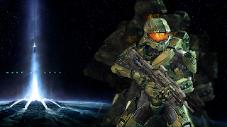 Halo 4 Backgrounds
