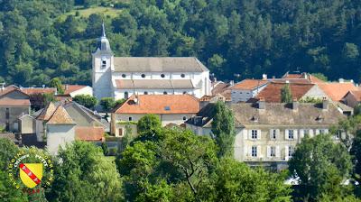 AUTIGNY-LA-TOUR (88) - Le château et l'église