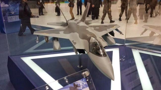Proyek Pesawat Tempur KFX Dipercepat