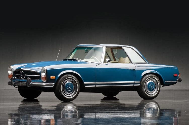 world of classic cars mercedes benz w 113 230sl 250sl. Black Bedroom Furniture Sets. Home Design Ideas
