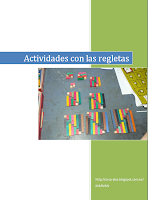 A la venta nuestra recopilación de Actividades con Regletas Numéricas