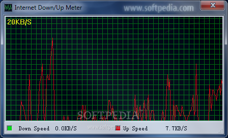 Internet Down / Up Meter software