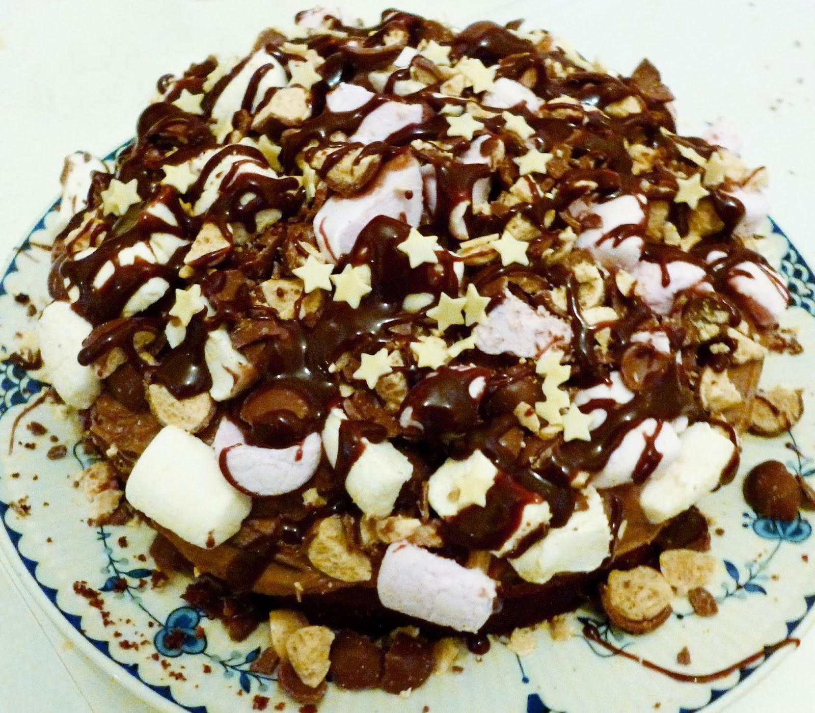 Marble Cake Recipe Bbc
