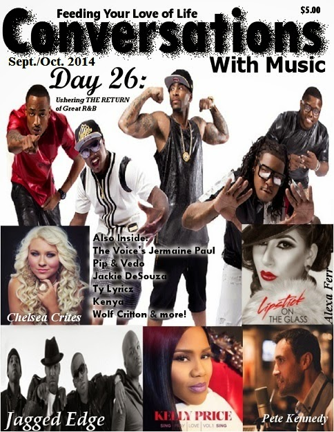 Conversations with Music Sept./Oct Issue