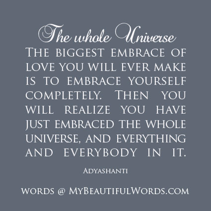 Adyashanti Quotes Extraordinary My Beautiful Words. Embrace Of Love.