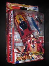 Transformers Henkei C-05 Rodimus Pre-Order