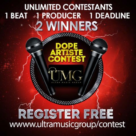 UMG #DopeArtiste Contest, Talent hunt, wizkid