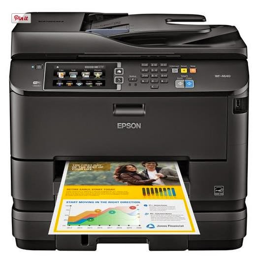 Epson WorkForce Pro WF-4640