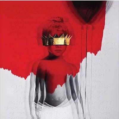 Rihanna reveals art for her 8th studio album ANTI. 3
