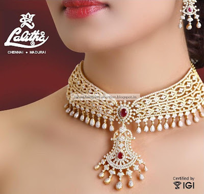 Bridal indian gold jewellery collection recommend to wear in everyday in 2019