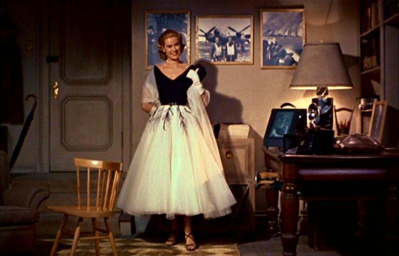 Vorrei essere un personaggio austeniano barbie celebra il mito di grace kelly - La finestra sul cortile film completo ...