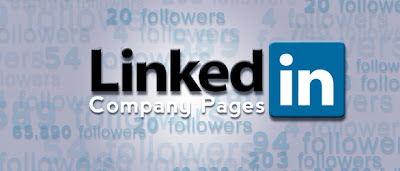 'LinkedIn Company Pages'