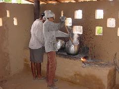 A produção caseira de doce de imbu