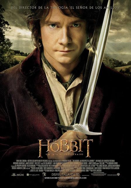 El Hobbit Un Viajero Inesperado (2012) 1080p HD MKV Español Latino