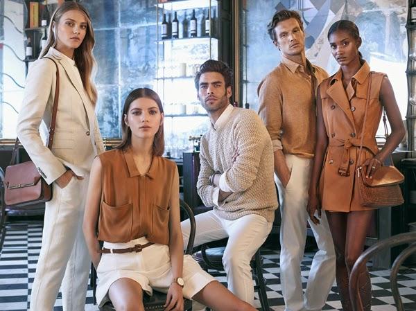 Massimo Dutti colección limitada The 689 5th avenue primavera verano 2015