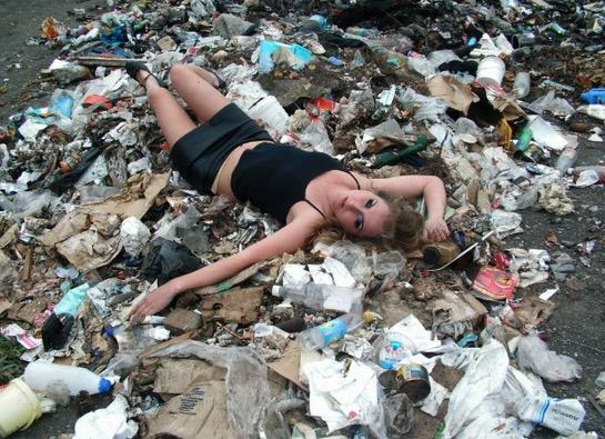 Apabila Gadis Cantik Russia Buat Posing Maut