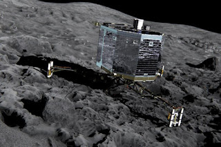 Le robot Philae PHOTO ARCHIVES ESA/AP.